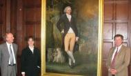 El retrato de Edward Austen Knight vuelve a ChawtonHouse