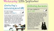 Esta tarde, de 7 a 8, celebrando a Jane Austen en el Festival de Literatura Infantil deBath