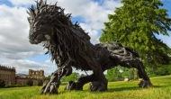 """Los Jardines de Chatsworth(Pemberley) y Sotheby's se unen para la exhibición de esculturas """"Más allá de loslímites"""""""