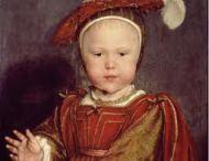 Jane Austen y su peculiar Historia de Inglaterra: Eduardo VI. Un Rey Niño y muchosRegentes…