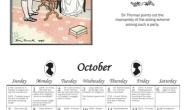 ¿Quieres uno de los Calendarios de Jane Austen 2012? Hablandodejane celebra el cumpleaños de Jane regalando7.