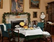 Navidades en el siglo XVIII. Exposición en FairfaxHouse.