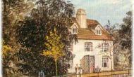 Los restos de Steventon, el hogar donde nació Jane Austen, salen a laluz.