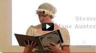A night with Jane Austen (Una noche con Jane Austen). Conferencia en la Universidad deChapman.