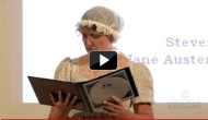 A night with Jane Austen (Una noche con Jane Austen). Conferencia en la Universidad de Chapman.
