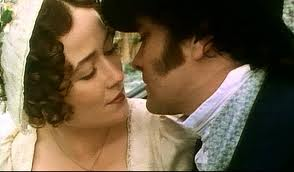 Ehle Darcy beso
