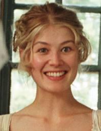 Jane Bennet O&P 2005 Rosamund Pyke