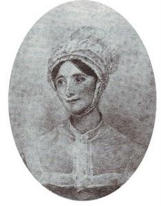 Anna Austen (más tarde Lefroy)
