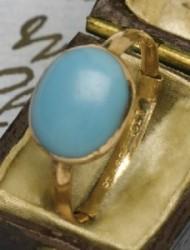10 Julio 2012. Subasta de un anillo perteneciente a Jane Austen, y de algunas primeras ediciones de sus libros enSotheby's