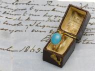 El anillo de Jane Austen adquirido por La Casa Museo de Chawton. Kelly Clarkson acepta la cantidadofrecida