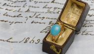 14 Febrero 2014: Exhibición del anillo de Jane Austen enChawton