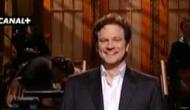 Colin Firth (aka Mr. Darcy) en Saturday Night Live con subtítulos enEspañol