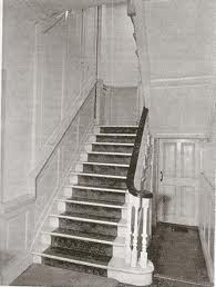 Escalera del 10 de Henrietta St. reveriesunderthesignofausten.wordpress.com