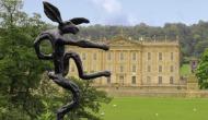 """7 Septiembre-28 Octubre 2012: Exposición de Esculturas """"Beyond Limits"""" organizada por Sotheby's y Chatsworth (akaPemberley)"""