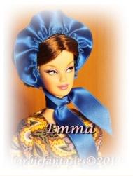"""Ahora es """"Emma"""" en versiónBarbie!!"""