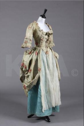Auction Kerry vestido azul