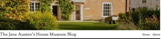 Austen house museum