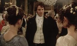 Darcy pide bailar a Lizzy