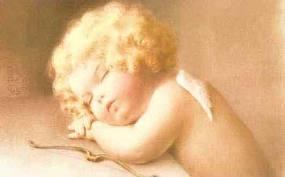 cupido dormido