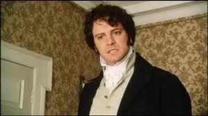 Darcy enfadado