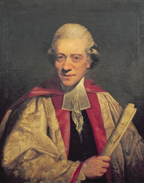 Dr. Burney, Sir joshua reynolds