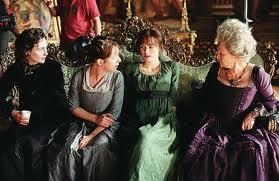 Lizzy en Rosings
