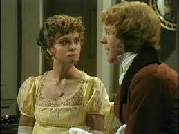 Lizzy OP 1980 en amarillo, tal y como imaginaba Austen a la Sra. Darcy...