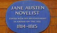 19 Mayo 1813: Jane se va a Londres conHenry…