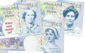 Jane Austen, firme candidata a sustituir a Charles Darwin en los billetes de 10libras