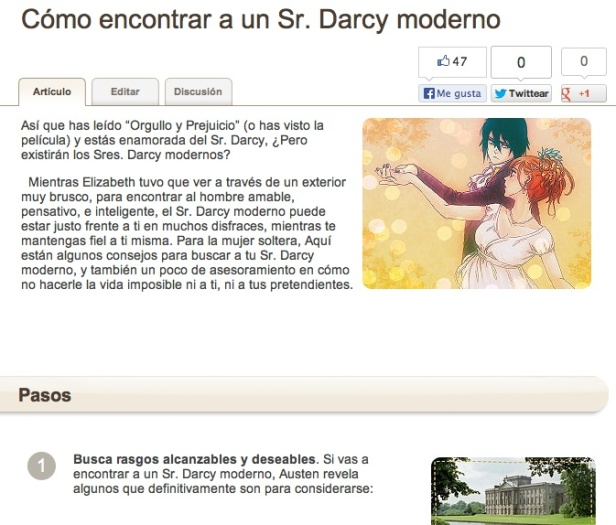 Encontrar Darcy
