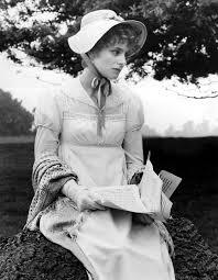 Lizzy reflexionando sobre la carta