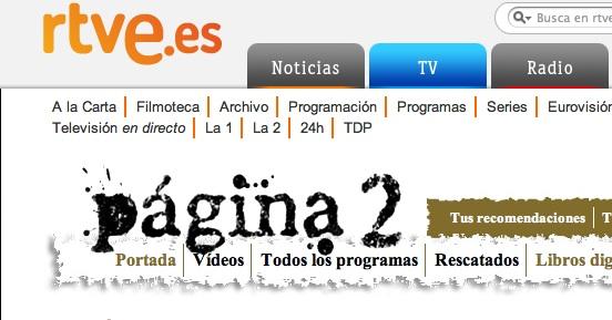 Página2 RTVE