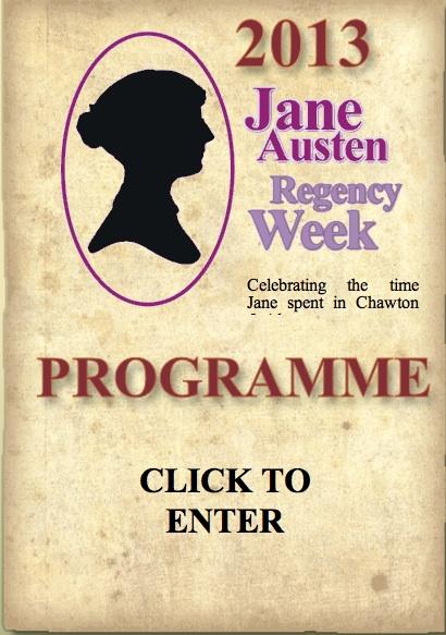 Reg Week 2013 Programme