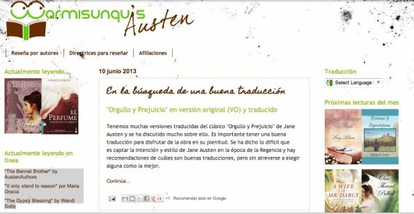 Secuelas blog