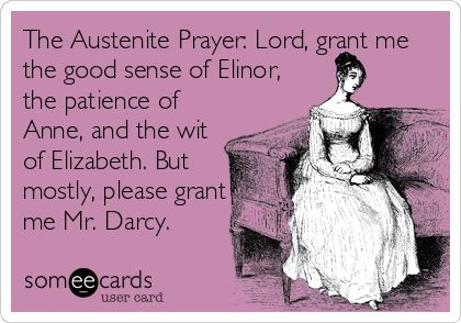austenite prayer