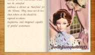 Emma-Barbie en formato libro. Una auténticapreciosidad.