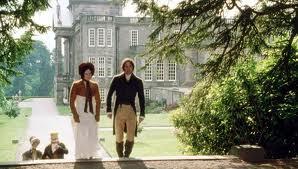 Lizzy y Darcy en Pemberley