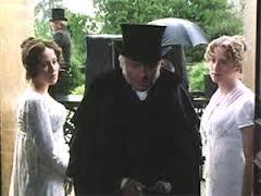 Mr Bennet returns to Longbourn