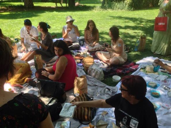 Comida picnic