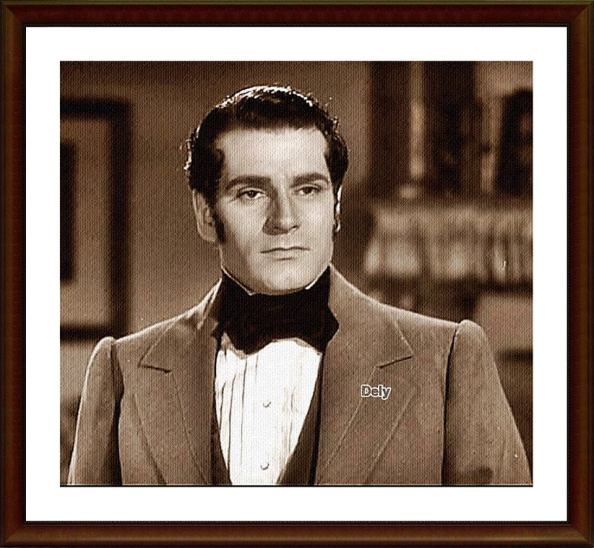 Darcy 1940. Lawrence Olivier