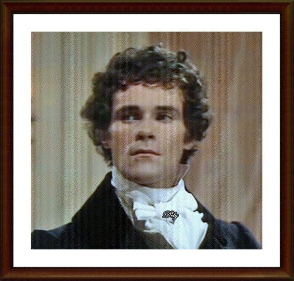 Darcy 1980. David Rintoul