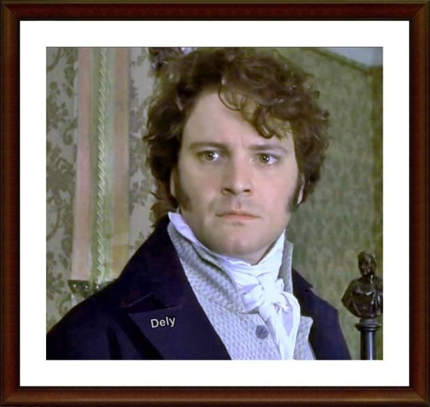 Darcy 1995. Colin Firth