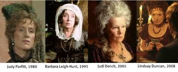 Lady Catherine de Bourgh