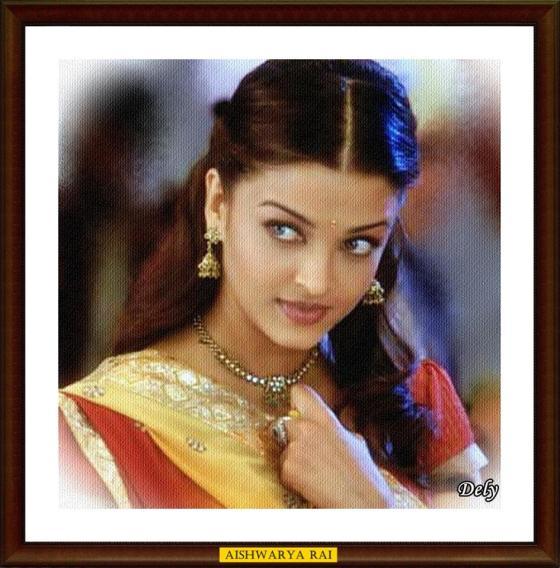 Lizzy Aishawara Rai 2004
