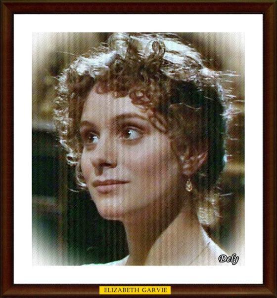 Lizzy Elizabeth Garvie 1980