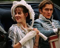 Lydia y Wickham casados
