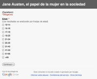 Encuesta sobre Jane Austen y el Papel de la Mujer en laSociedad