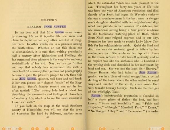 R. Burton Jane Austen