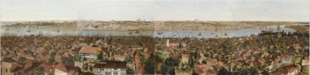 H_A_Barker_-_Panorama_Constantinople