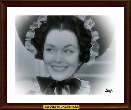 Maureen O'Sullivan 1940